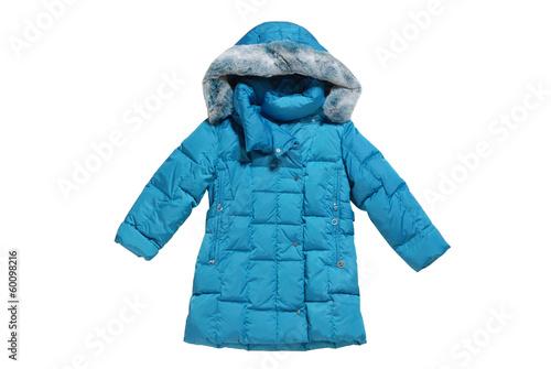 Fotografie, Tablou  children's padded coat