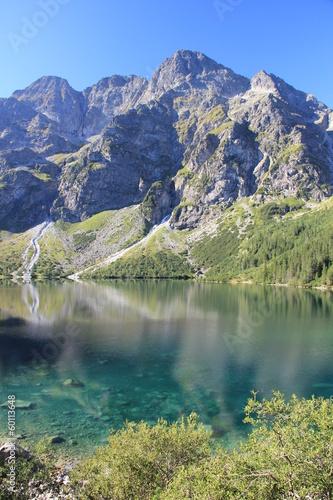 Keuken foto achterwand Bergen Morskie Oko - Tatry