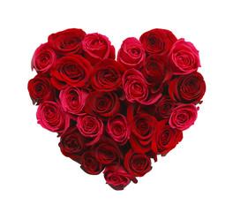 Fototapeta Heart of Roses