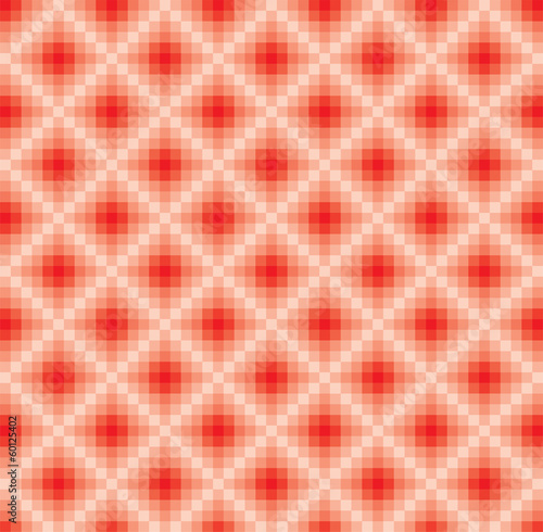 Vector Abstract Red Tints Mosaic Pattern Buy This Stock