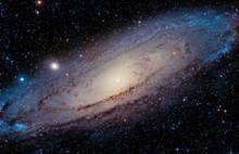 The Great Andromeda Galaxy