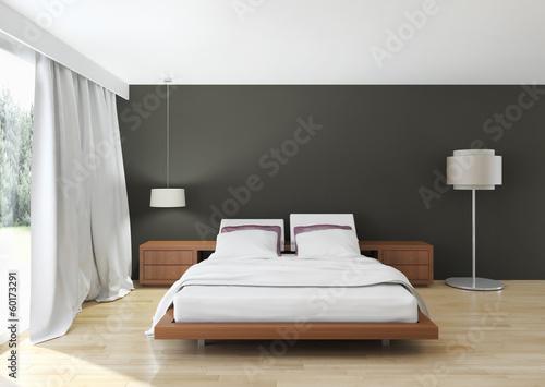 Camera da letto – kaufen Sie diese Illustration und finden Sie ...