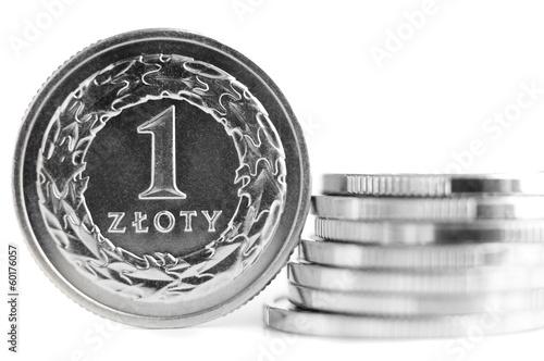 Fotografía Polish zloty
