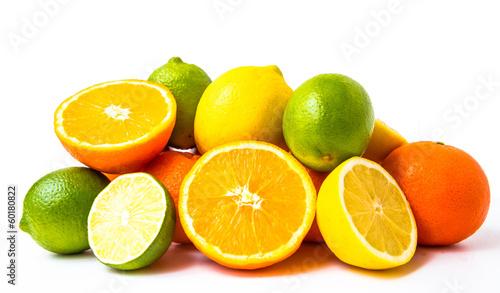 Fotografie, Obraz  Variety of fruits