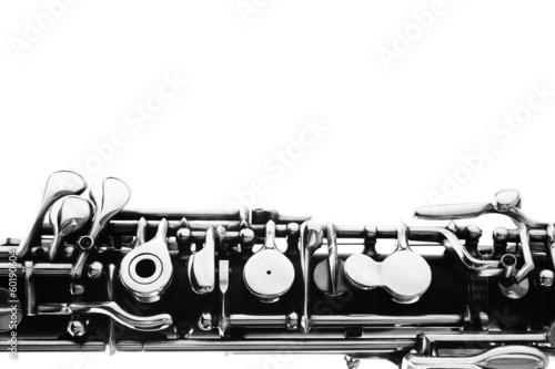 Papiers peints Musique Orchestra musical instruments - oboe