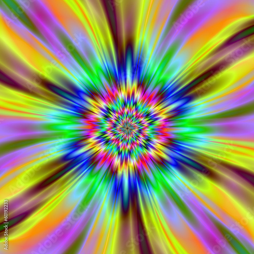 Photo Stands Psychedelic Psychedelic Star