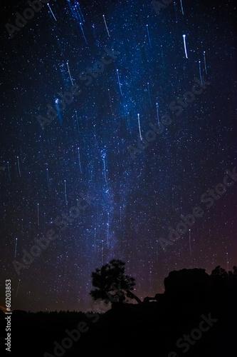 Photo  Nachtlandschaft auf Teneriffa