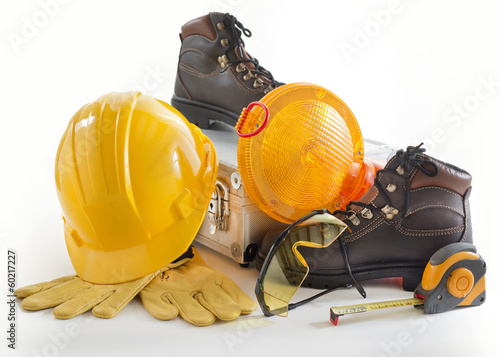 Fotografie, Obraz  Protective Workwear