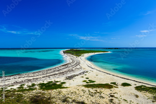 Valokuva  Bush Key in the Dry Tortugas National Park