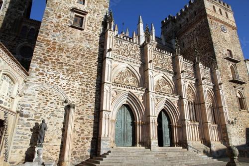 Nuestra Señora de Guadalupe, Extremadura,Spain,