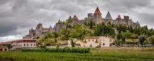 Carcassonne Old Fortified City...