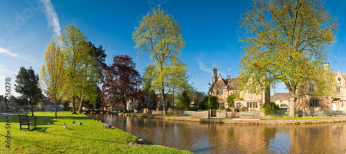 фотография  Bourton on the water, Cotswolds