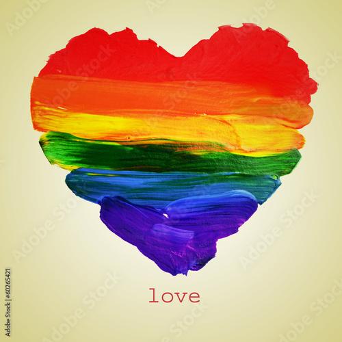Fotografie, Obraz  gay love