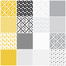 Geometric Seamless Patterns: S...