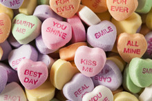 Candy Conversation Hearts For ...