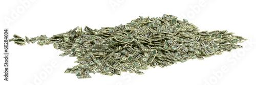 Fotografía  Pile of cash