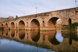 Roman bridge in Merida