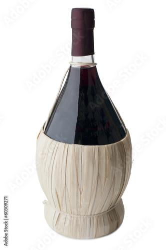 Foto  Chianti Bottle