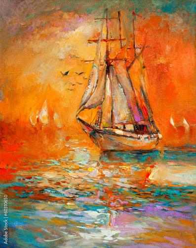statek-w-oceanie