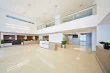 Reception Hall In Business Cen...