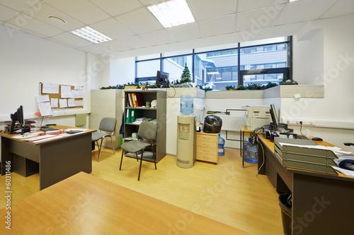 Staande foto Industrial geb. Working office in business center
