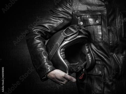 Valokuva Equipement de sécurité motard