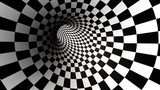 Fototapeta Do przedpokoju - Chessboard background texture