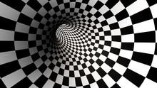 Chessboard Background Texture