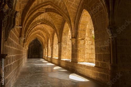 Fotografie, Tablou Monasterio de Piedra, Zaragoza, Spain