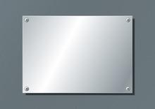 Aluminium Schild