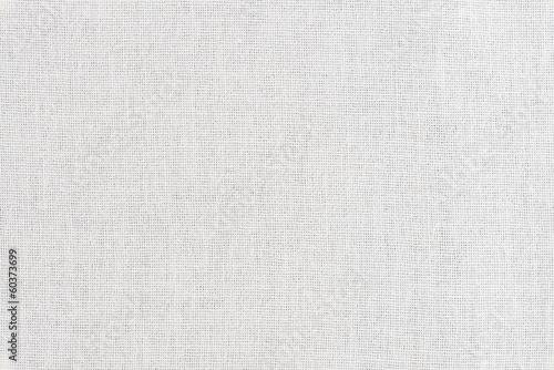 Tuinposter Stof White Fabric Texture