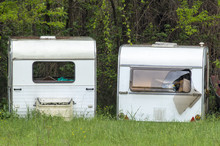 Old Caravans