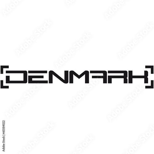 Photo  Denmark Logo Design
