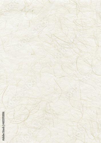 Natural japanese recycled paper texture - Buy this stock