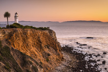 Vicente Point, Rancho Palos Verdes, Los Angeles California, USA