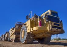 Heavy Transport Industrial Ear...