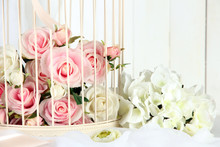 Beautiful Decorative Cage With...