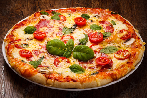 Photo  Pizza