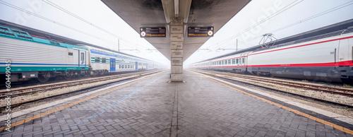 Fotografía  Bahnhof Santa Lucia in Venedig