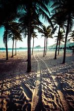 View Of Ipanema Beach In The E...