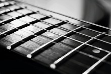 The Endless Strings Of Electric Guitar