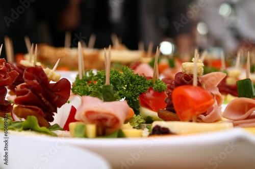 Fotografie, Obraz  Catering