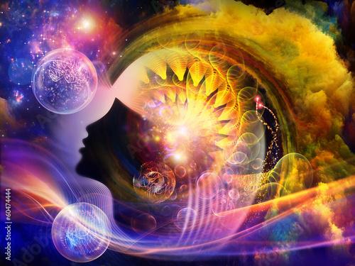 Obraz Inner Colors - fototapety do salonu