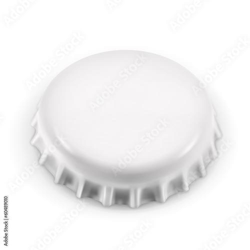 Fotografia  Bottle cap, vector object
