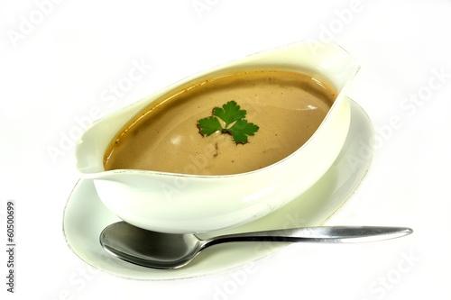 Fotografie, Obraz  Gravy bowl