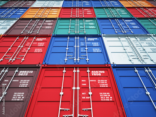 Fotografia  container background