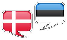 Danish-Estonian Conversation