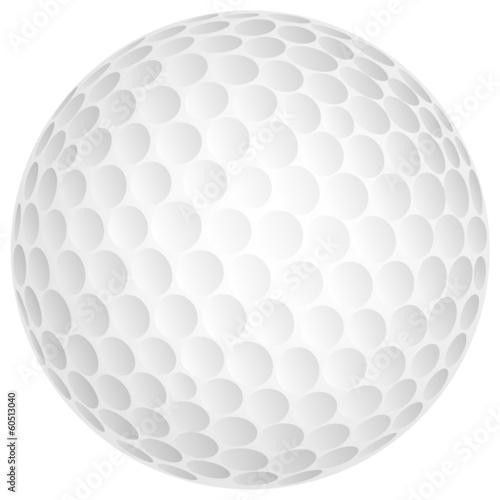Fotomural Golf ball