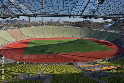 Fototapeta premium Stadion Olimpijski w Monachium
