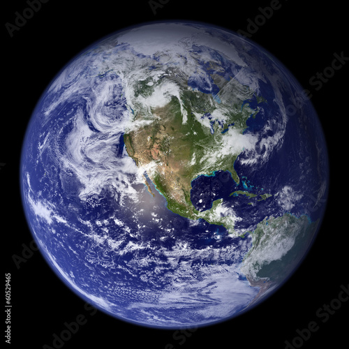 Fotografie, Tablou  Earth Model globe
